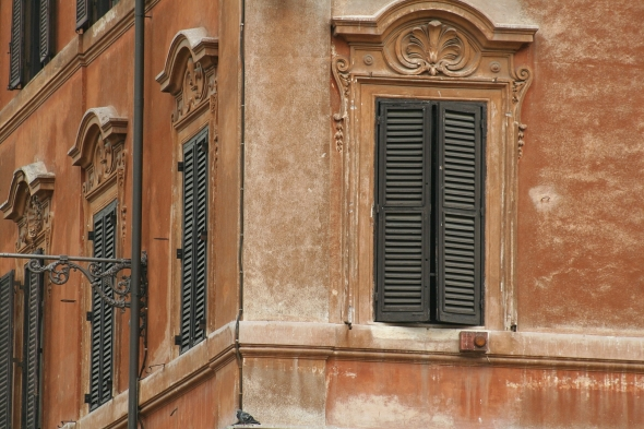 Shutters - Photo by Patrick Blaise