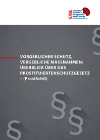 ICRSE ProstSchG Briefing Paper Cover [German]